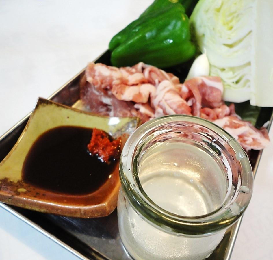業務用回鍋肉のタレ ヤマミ