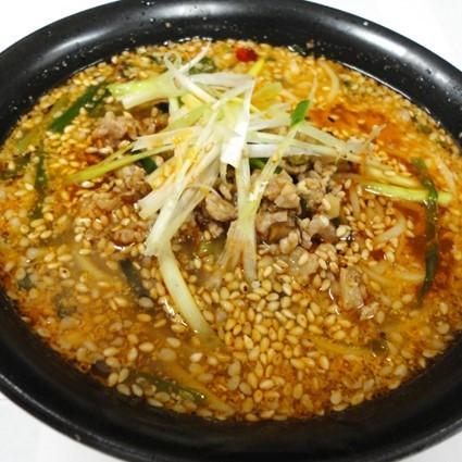 担々麺のタレ